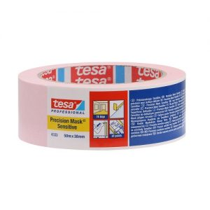 Tesa afplaktape sensitive 38mm breed